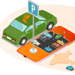 find a parking space to rent